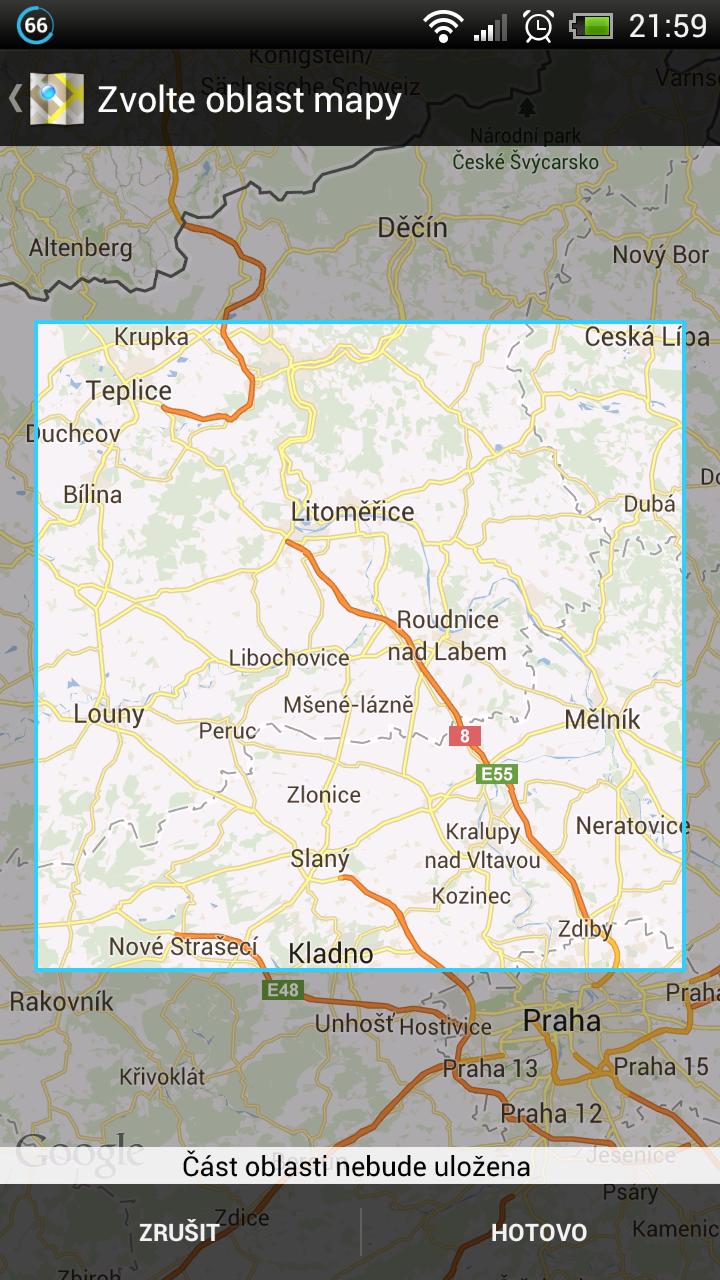 západní Čechy - funkční