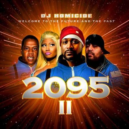 DJ Homicide - 2095 Vol. 2 (2013) EXSite.pl