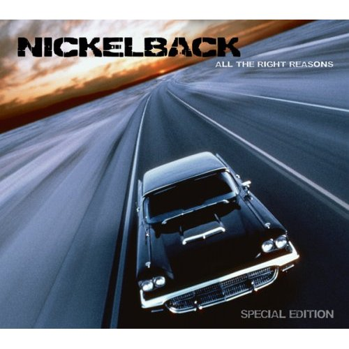 Nickelback - All The Right Reasons (Special Edition) (Flac) (2008)  EXSite.pl