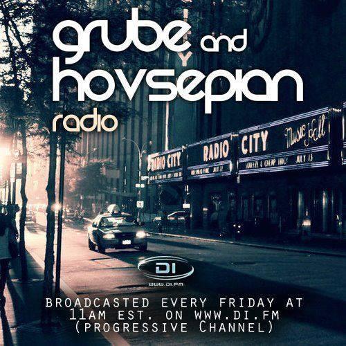 Grube & Hovsepian - Grube & Hovsepian Radio 134 (2013-01-15) up.dla.EXSite.pl.