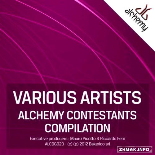 Alchemy Contenstants Compilation 2012 (2012) EXSite.pl