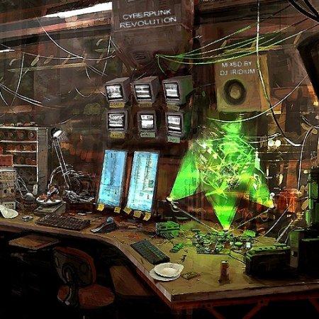 DJ Iridium - Cyberpunk Revolution (2013) up.dla.EXSite.pl.