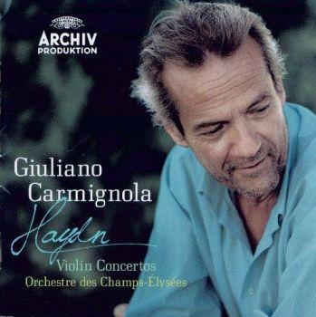 Giuliano Carmignola - Haydn - Violin Concertos (2012) up.dla.EXSite.pl.