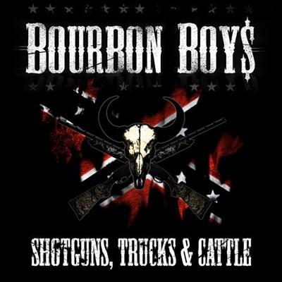 Bourbon Boys - Shotguns, Trucks & Cattle (2013) EXSite.pl