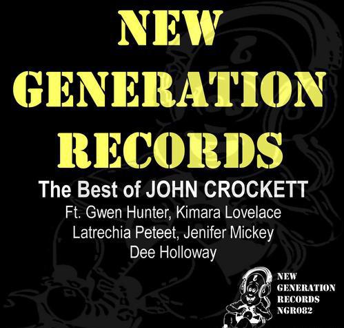 John Crockett - The Best (2013) up.dla.EXSite.pl.