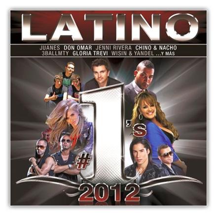 VA-Latino #1′s (2012) up.dla.EXSite.pl.