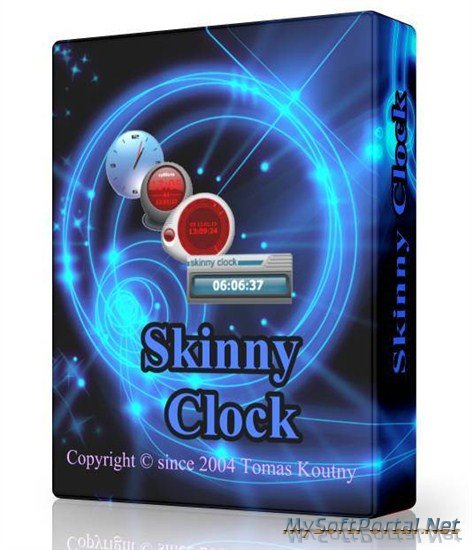 Skinny Clock 1.16 R2 EXSite.pl