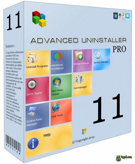Advanced Uninstaller PRO v 11.16 Final (2013) EXSite.pl