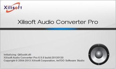 Xilisoft Audio Converter Pro v6.5.0.20130130 2013 up.dla.EXSite.pl.