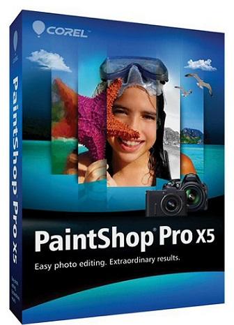 Corel PaintShop Pro X5 SP2 v.15.2.0.12 Incl. Keymaker - CORE [Multi/PL]