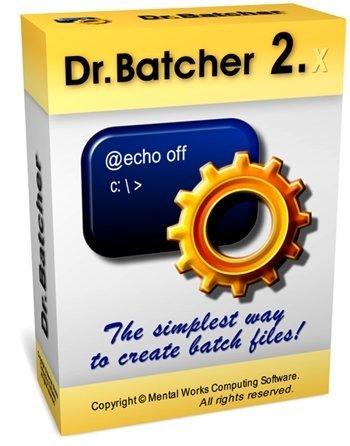 DR.BATCHER BUSINESS EDITION 2.2.2 EXSite.pl