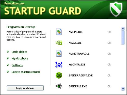Startup Guard Pro 3.45 2013 up.dla.EXSite.pl.