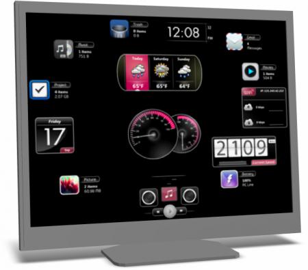 8 GadgetPack 5.0 Full 2013 up.dla.EXSite.pl.