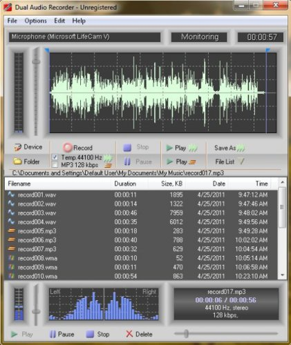 Adrosoft Dual Audio Recorder v2.0 2013 up.dla.EXSite.pl.