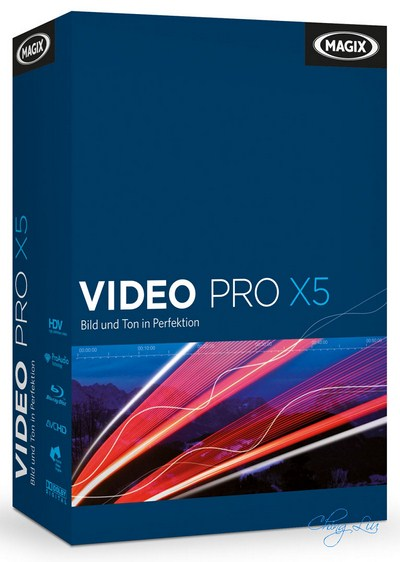 MAGIX Video Pro X5 12.0.10.28 (cracked dll) 2013 up.dla.EXSite.pl.