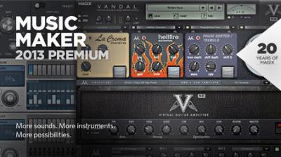 MAGIX Music Maker 2013 Premium 19.0.5.57 up.dla.EXSite.pl.