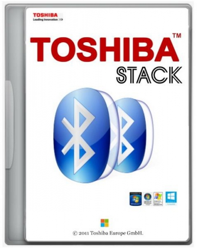 Toshiba Bluetooth Stack v 9.10.00(T) (2012) EXSite.pl
