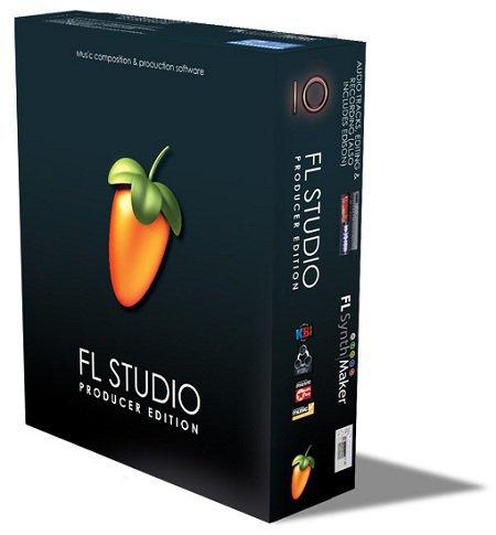 FL Studio v10.9 PB2 UNLOCKED-R2R EXSite.pl