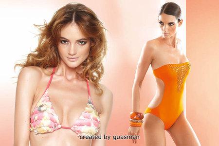 Natalia Belova - Parah Lingerie & Swimwear Spring-Summer 2013 up.dla.EXSite.pl.