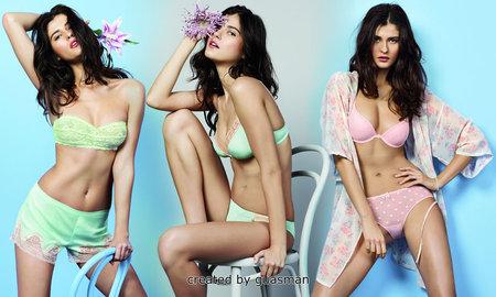 Katarina Ivanovska - Women's Secret Spring 2013 up.dla.EXSite.pl.