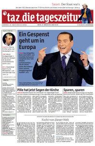 Tageszeitung TAZ vom 22 Februar2013