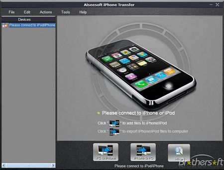 Iphone Dosya Transfer Programı Aiseesoft iPhone Transfer Platinum v6.2.10 EXSite.pl