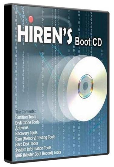 Hiren's BootCD 15.1 Standart G?ncell 32'64Bit 2013 EXSite.pl