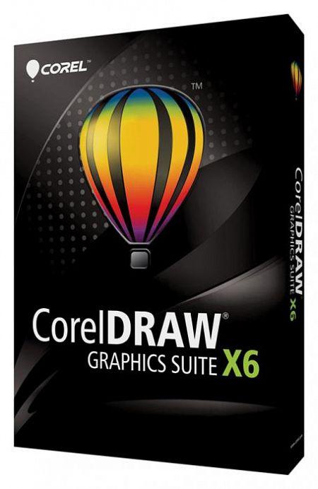 CorelDRAW Graphics Suite X6 16.0.0.707 SP1 32 /  64 bit PL / polska wersja jêzykowa