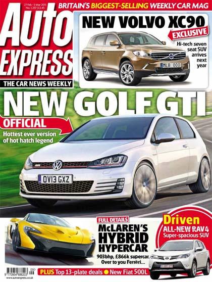 Auto Express - 27 February 2013 (True PDF) EXSite.pl