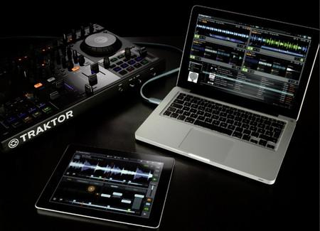 Traktor DJ v1.0.3 for iPad EXSite.pl