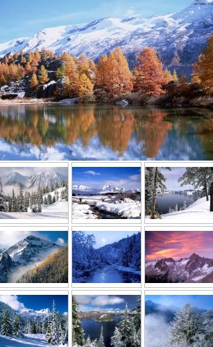 220 Stunning Cold Landscapes Wallpapers 1600x1200  EXSite.pl