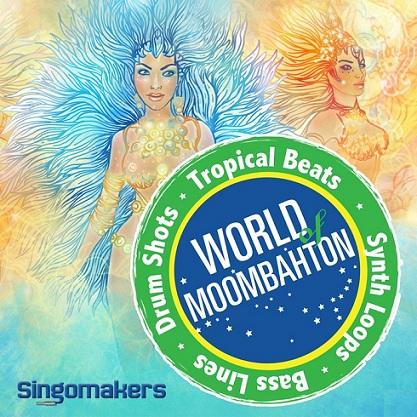 Singomakers World Of Moombahton WAV REX2 EXSite.pl