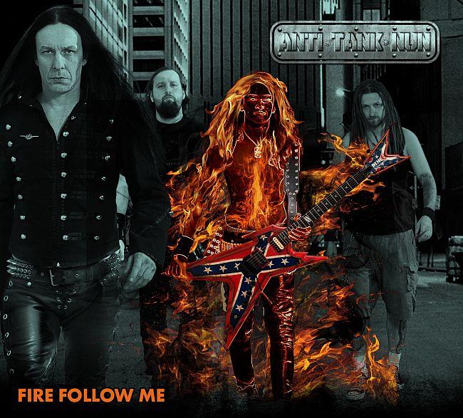 Anti Tank Nun – Fire Follow Me (2013)