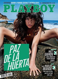 Playboy Italia - Febbraio/Marzo 2013 (True PDF)