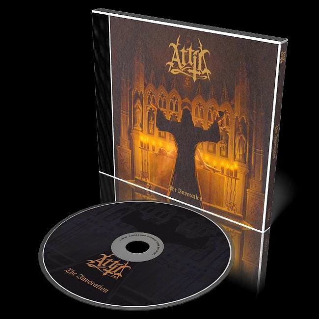 Attic – The Invocation (2012) [Flac+Scans]