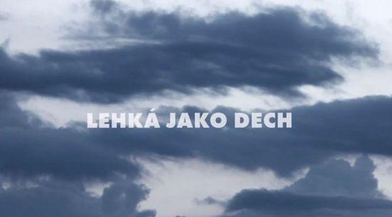 Cover k filmu Lehká jako dech (2013)