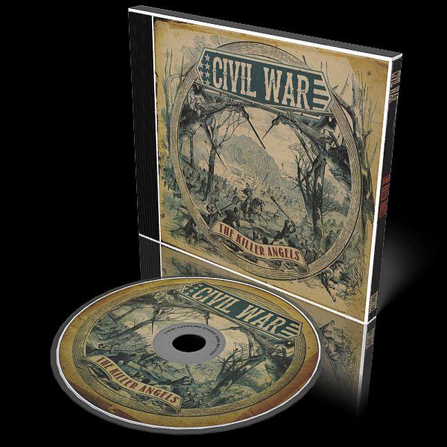 Civil War – The Killer Angels Ltd.Edt. (2013) Flac+Scan
