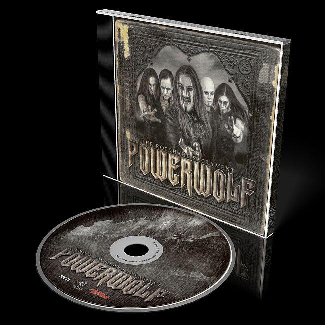 Powerwolf - The Rockhard Sacrament (2013) [EP]