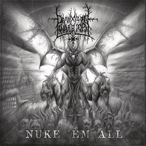 Darkmoon Warrior - Nuke 'Em All (2013) CovermaOLz