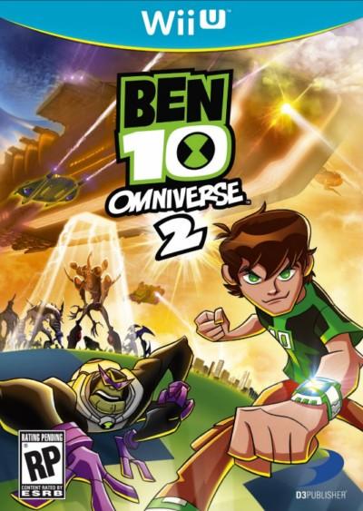 Ben 10 Omniverse 2 Wii PAL [WBFS] Corsair EXSite.pl