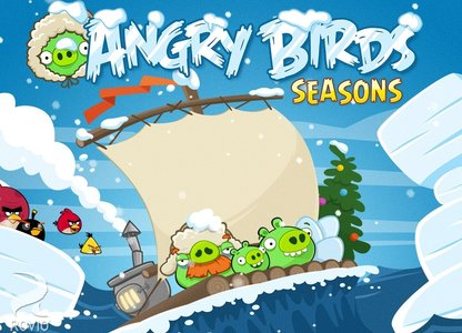 Angry Birds Seasons 4.0.1 (2013)
