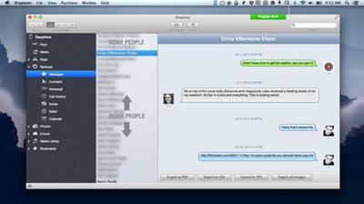 iExplorer v3.2.3.2 (Mac OS X)