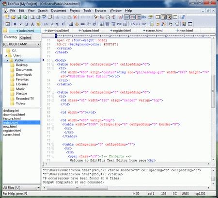 ES-Computing EditPlus 3.60.870
