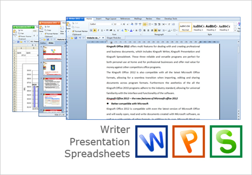 Kingsoft Office Suite Professional 2013 v9.1.0.4490 (Portable)