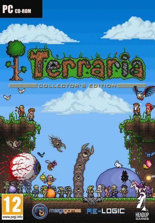 Terraria (2011) 1.2.3.1-RAiN