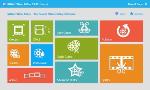 GiliSoft Video Editor 6.1.0