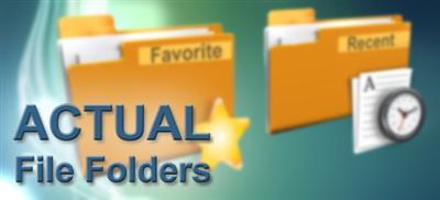 Actual File Folders 1.1.3