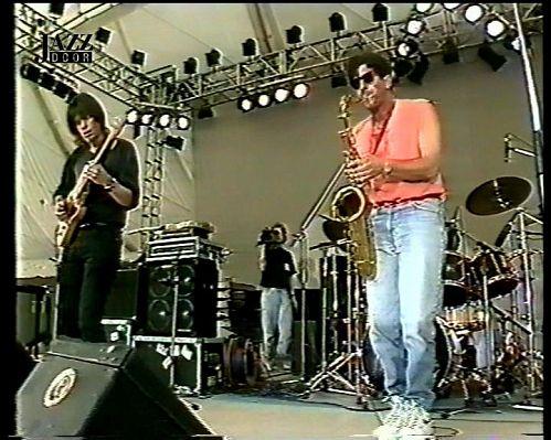 Mike Stern/Bob Berg Band