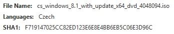 Re: Windows 8.1