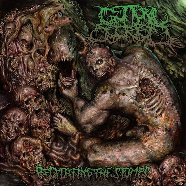 Guttural Secrete - Recreating The Stumps [Compilation](2014)